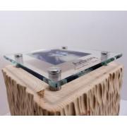 Glasschild 150x150x6mm